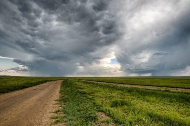 曇空と大地